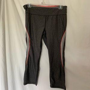 Betsey Johnson Capri length yoga pants